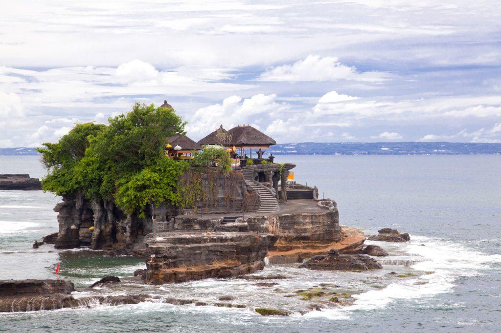 Đền Tanah Lot Purang Bali