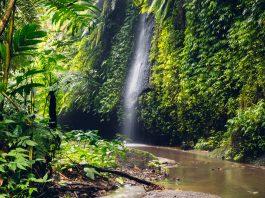Thác Tukad Cepung Bali