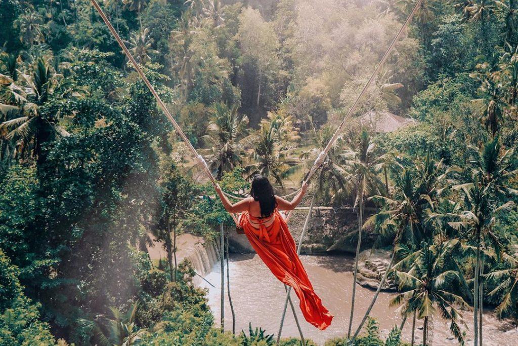 Bali Swing Ubud Real
