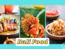 Món ăn Bali