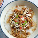 Món ăn bali Bubur Mengguh