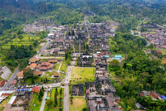 Đền Pura Besakih Bali