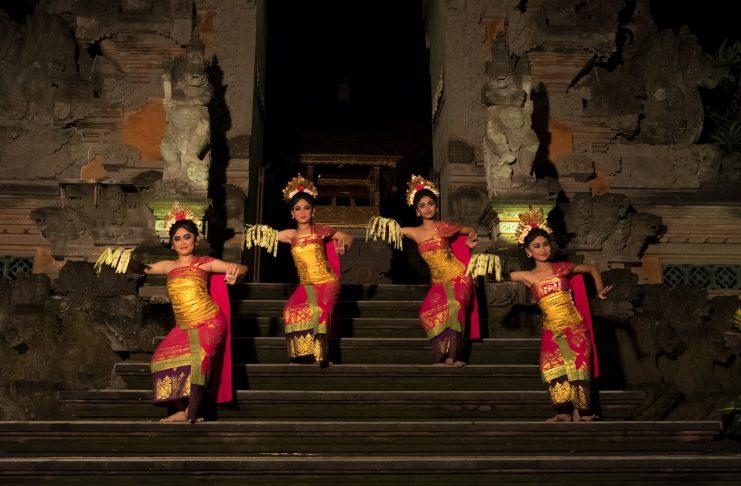 Điệu nhảy truyền thống Bali